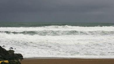 wave report FR, Anglet Sables d'Or (64) du 2008-03-22 12:00:00