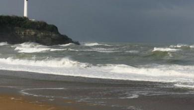 Surf report FR, Anglet VVF (64) du 2008-03-23 12:00:00