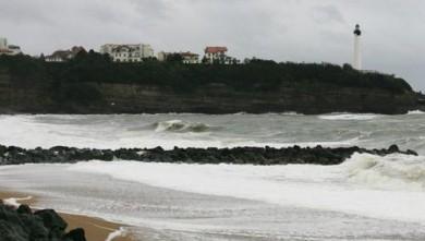 Surf report FR, Anglet VVF (64) du 2008-03-25 12:00:00