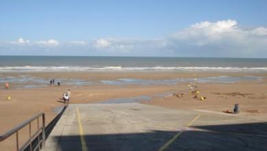 Surf report FR, Le Menhir (14) du 2008-03-27 12:00:00