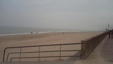 Surf report FR, Le Menhir (14) du 2008-04-03 12:00:00