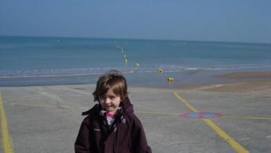 Surf report FR, Le Menhir (14) du 2008-04-04 12:00:00