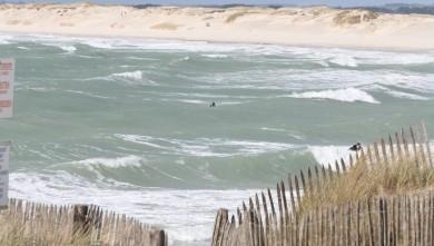 Surf report FR, La Torche (29) du 2008-04-06 12:00:00