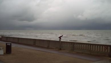 Surf report FR, Le Menhir (14) du 2008-04-06 12:00:00