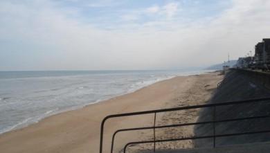 Surf report FR, Le Menhir (14) du 2008-04-08 12:00:00