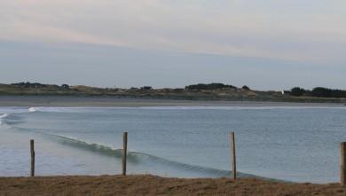 Surf report FR, Pors Carn (29) du 2008-04-08 12:00:00