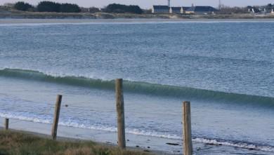 Surf report FR, Pors Carn (29) du 2008-04-09 12:00:00