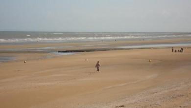 Surf report FR, Le Menhir (14) du 2008-04-12 12:00:00
