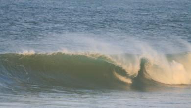 Surf report FR, La Torche (29) du 2008-04-13 12:00:00