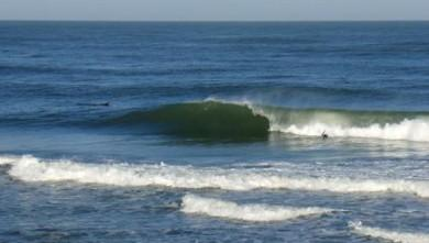 Surf report FR, Capbreton - Le Santosha (40) du 2008-04-13 12:00:00