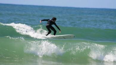 Surf report FR, La Torche (29) du 2008-04-15 12:00:00