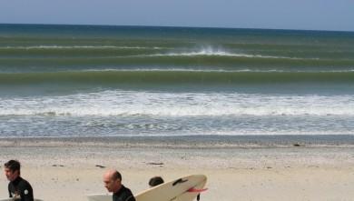 Surf report FR, La Torche (29) du 2008-04-16 12:00:00