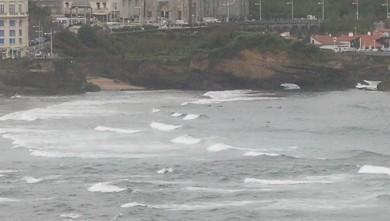 Surf report FR, Biarritz - Grande Plage (64) du 2008-04-17 12:00:00