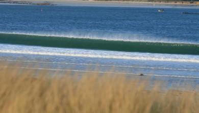Surf report FR, Pors Carn (29) du 2008-04-17 12:00:00