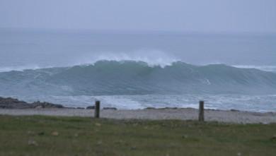 Surf report FR, La Torche (29) du 2008-04-18 12:00:00