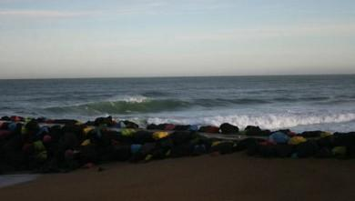 Surf report FR, Anglet Sables d'Or (64) du 2008-04-19 12:00:00
