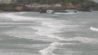 Surf report FR, Biarritz - Grande Plage (64) du 2008-04-19 12:00:00