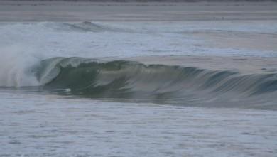 Surf report FR, Pors Carn (29) du 2008-04-19 12:00:00