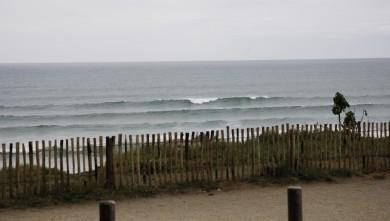 Surf report FR, Guidel-Plage (56) du 2008-04-20 12:00:00