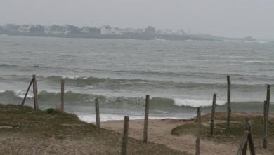 Surf report FR, Pors Carn (29) du 2008-04-22 12:00:00