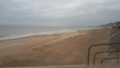 Surf report FR, Le Menhir (14) du 2008-04-23 12:00:00