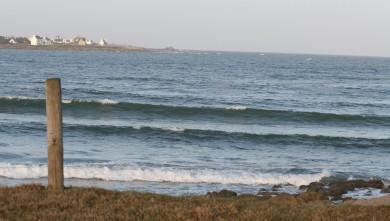 Surf report FR, Pors Carn (29) du 2008-04-23 12:00:00