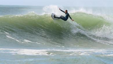 Surf report FR, La Torche (29) du 2008-04-25 12:00:00