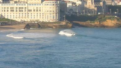 Surf report FR, Biarritz - Grande Plage (64) du 2008-04-26 12:00:00