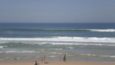 Surf report FR, Lacanau Océan - La Nord (33) du 2008-04-26 12:00:00