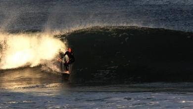 Surf report FR, Capbreton - Le Santosha (40) du 2008-04-26 12:00:00