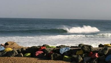 Surf report FR, Anglet Sables d'Or (64) du 2008-04-29 12:00:00