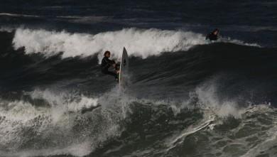 Surf report FR, Capbreton - Le Santosha (40) du 2008-04-29 12:00:00