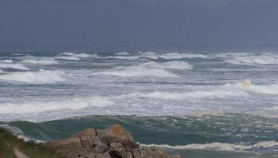 Surf report FR, La Torche (29) du 2008-04-30 12:00:00