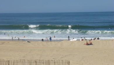 wave report FR, Hossegor - La Nord (40) du 2008-05-01 12:00:00