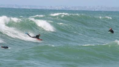 wave report FR, La Torche (29) du 2008-05-01 12:00:00