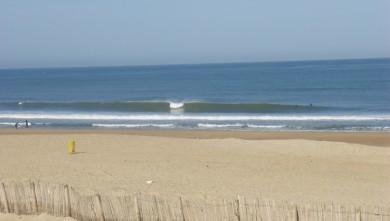 wave report FR, Hossegor - La Nord (40) du 2008-05-02 12:00:00