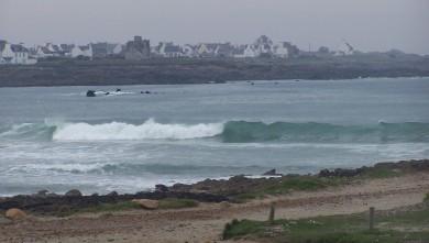 wave report FR, Pors Carn (29) du 2008-05-04 12:00:00
