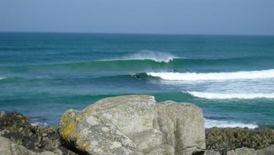 wave report FR, La Torche (29) du 2008-05-07 12:00:00