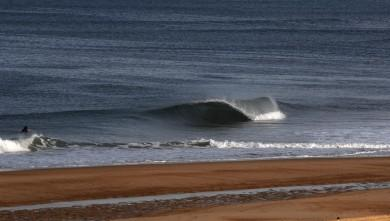 Surf report FR, Seignosse - Les Bourdaines (40) du 2008-05-07 12:00:00