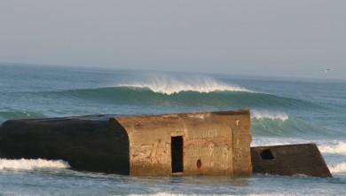 wave report FR, Tronoën (29) du 2008-05-07 12:00:00