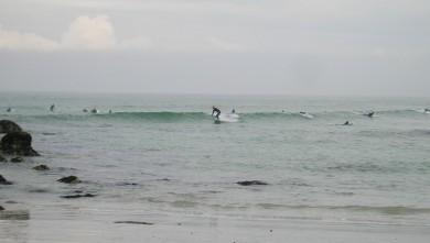wave report FR, La Torche (29) du 2008-05-10 12:00:00