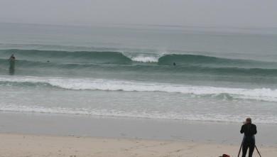 wave report FR, Plovan (29) du 2008-05-10 12:00:00