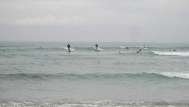 wave report FR, La Torche (29) du 2008-05-11 12:00:00