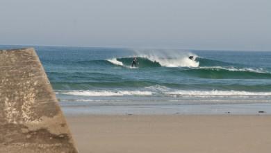 wave report FR, Plovan (29) du 2008-05-12 12:00:00