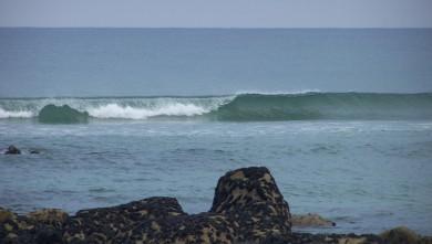 wave report FR, La Torche (29) du 2008-05-16 12:00:00