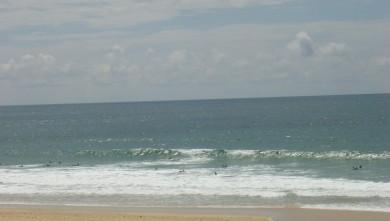 Surf report FR, Seignosse - Les Bourdaines (40) du 2008-05-16 12:00:00