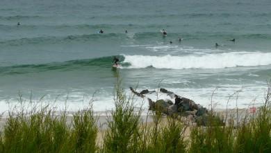 wave report FR, Mimizan - Plage Sud (40) du 2008-05-17 12:00:00