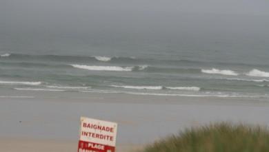 wave report FR, Plovan (29) du 2008-05-17 12:00:00