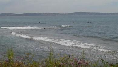 wave report FR, L'Almanarre (83) du 2008-05-22 12:00:00