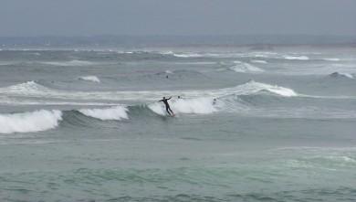 wave report FR, La Torche (29) du 2008-05-22 12:00:00
